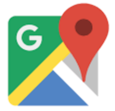 Google maps routeplanner